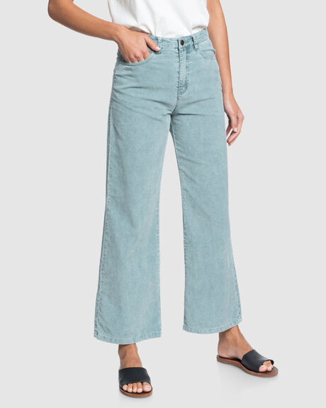 WOMENS ESSENTIAL THING CORD PANTS