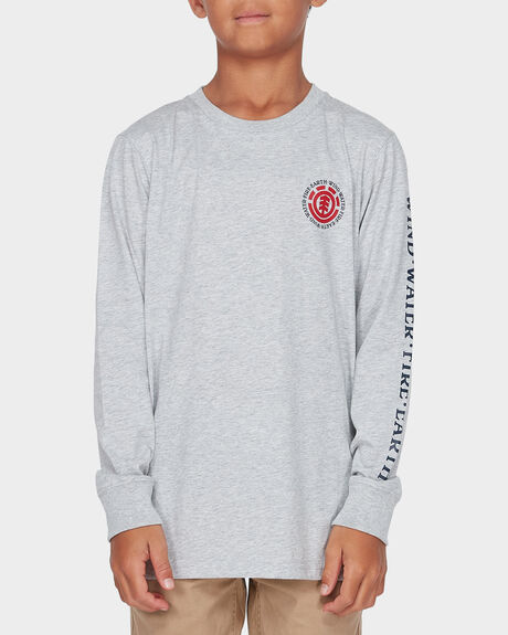 YOUTH SEALED LONG SLEEVE TEE