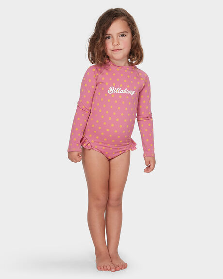 GIRLS PIXIE DOT ONE PIECE