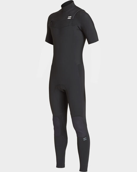 202 BOYS FURNACE REVOLUTION CHEST ZIP SHORT SLEEVE FULLSUIT