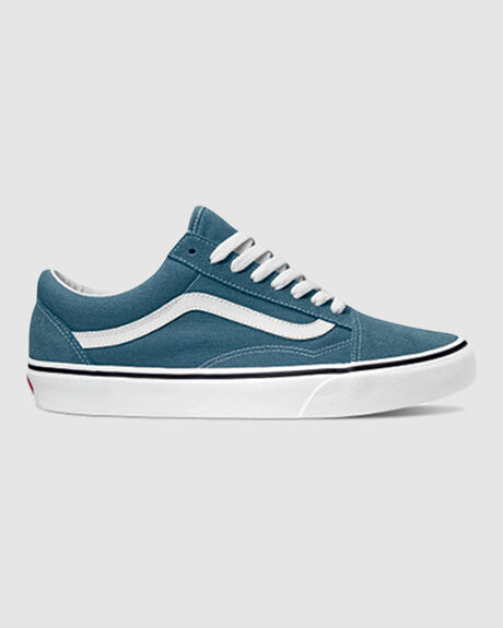OLD SKOOL BLUE MIRAGE TRUE WHITE