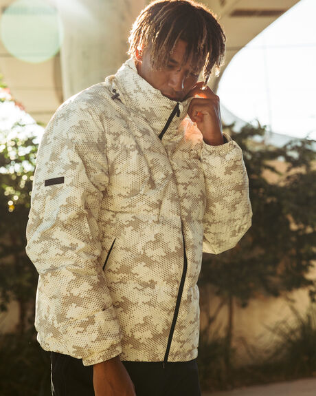 NO COMPLY PUFFER JACKET
