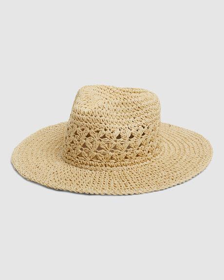 STAYZ STRAW HAT
