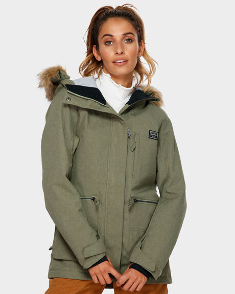 INTO THE FOREST 2L 10K JACKET