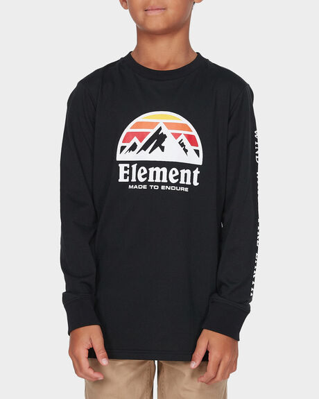 YOUTH MOUNTAIN LONG SLEEVE TEE