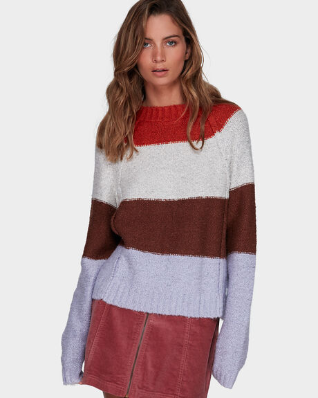 BORDERLINE SWEATER