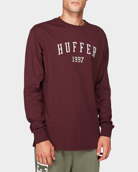 LONG SLEEVE SUP HFR COLOUR TEE