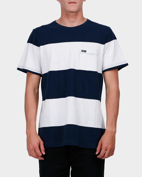 TOY MACHINE STRIPE TEE