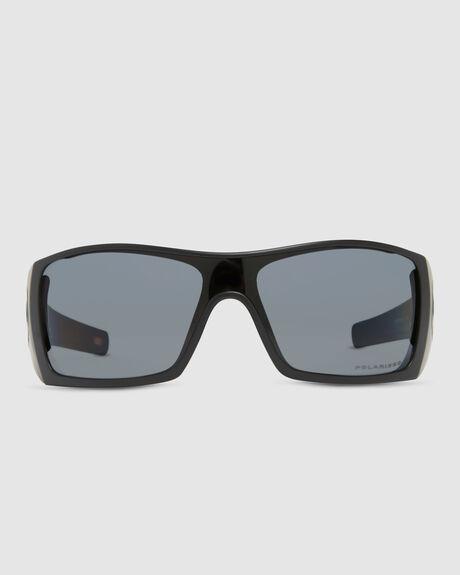 BATWOLF - MATTE BLACK W/ GREY POLAR