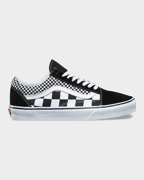 OLD SKOOL (CHECKERBOARD) EXCLUSIVE
