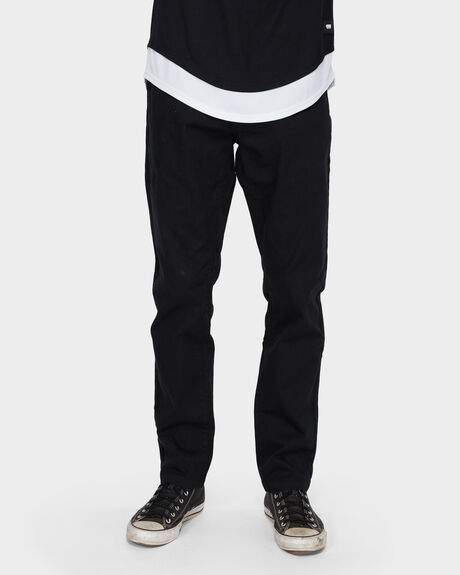CAPSIZE JEAN STRAIGHT FIT BLACK