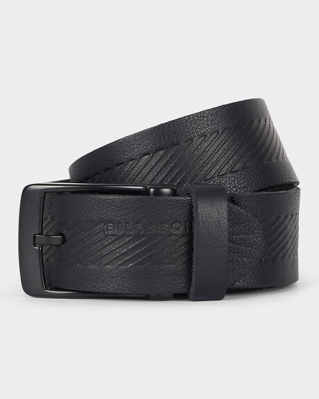 HELMSMAN LEATHER BELT