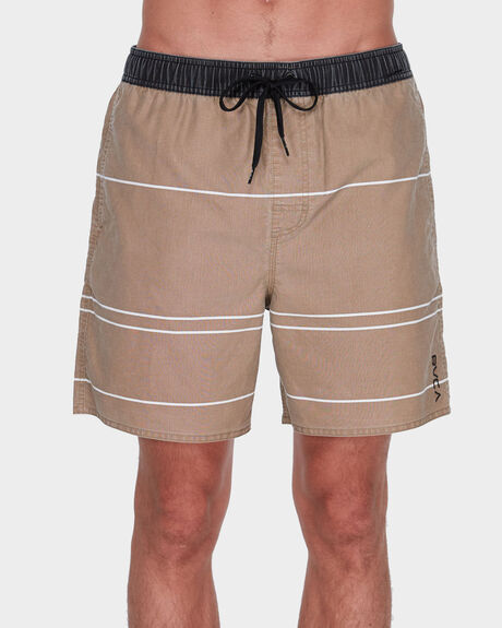 TONALLY STRIPE ELASTIC TRUNK