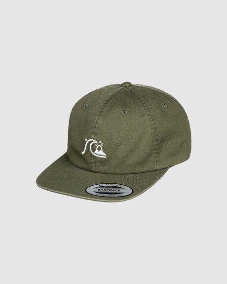 MENS TAXER STRAPBACK CAP