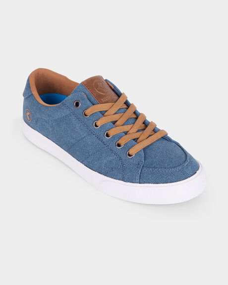 KUSTOM KRAMER BLUE WASH YOUTH SHOE