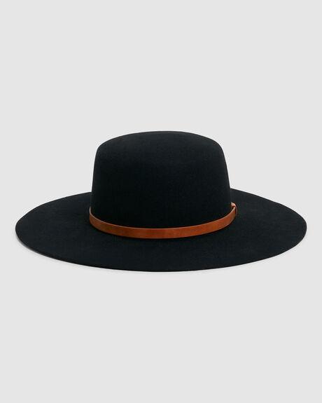 ROUND OUT FELT HAT