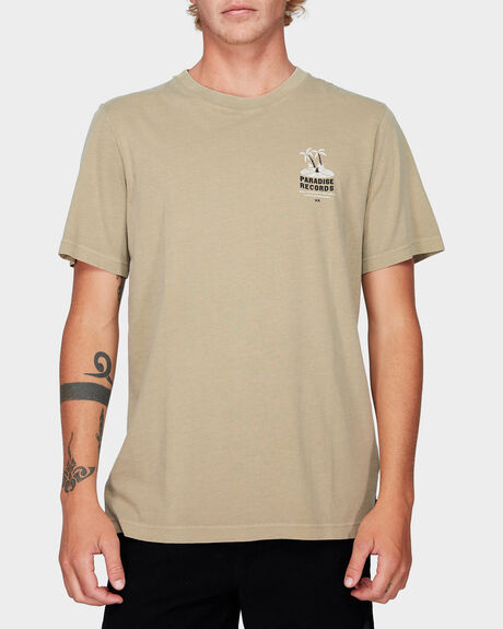 PARADISE RECORDS SS TEE