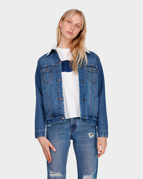 MERC DENIM JACKET