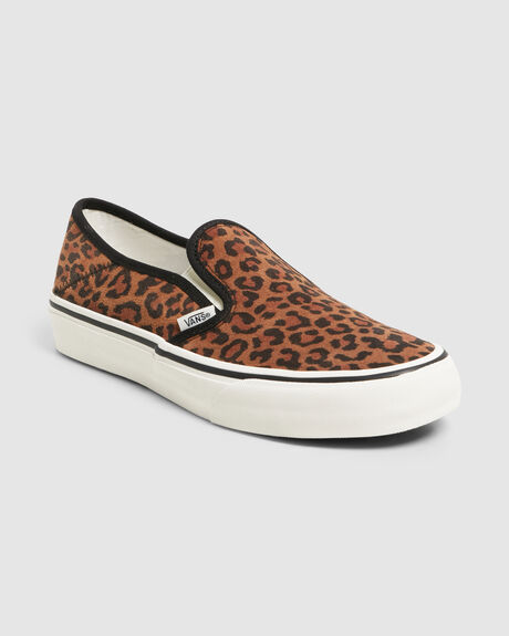 SLIP-ON SF (SUEDE LEOPARD) CHI
