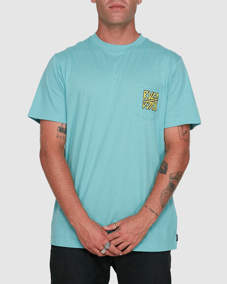 MENS SEQUEL SHORT SLEEVE TEE