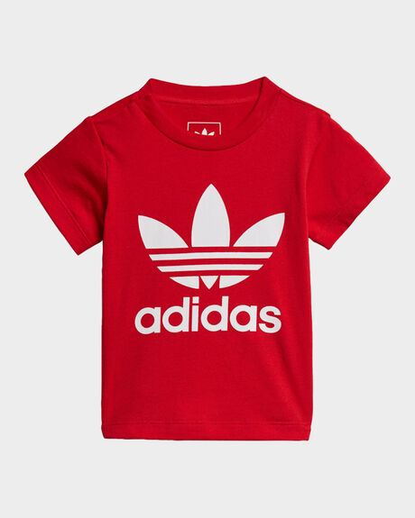 KIDS ORIGINAL TREFOIL TEE