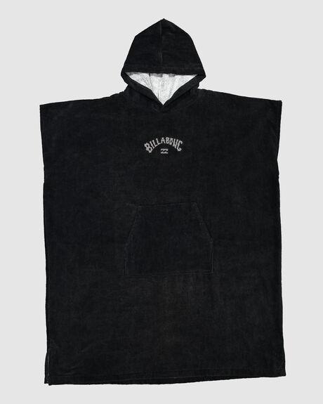 WETSUIT HOODIE TOWEL
