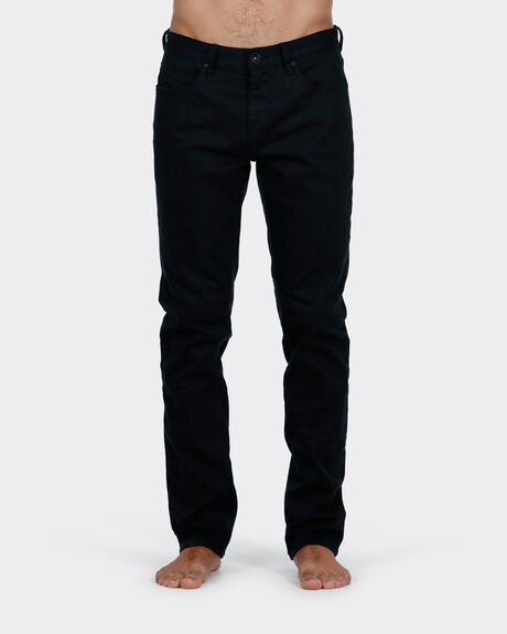 OUTSIDER SLIM OVERDYED JEAN