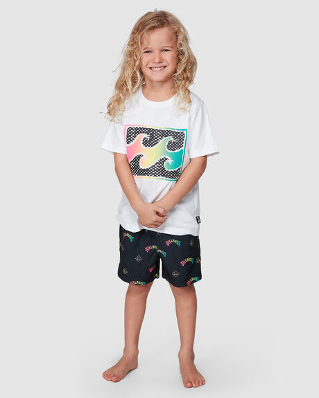 GROMS FULL FROTH SHORT SLEEVE TEE