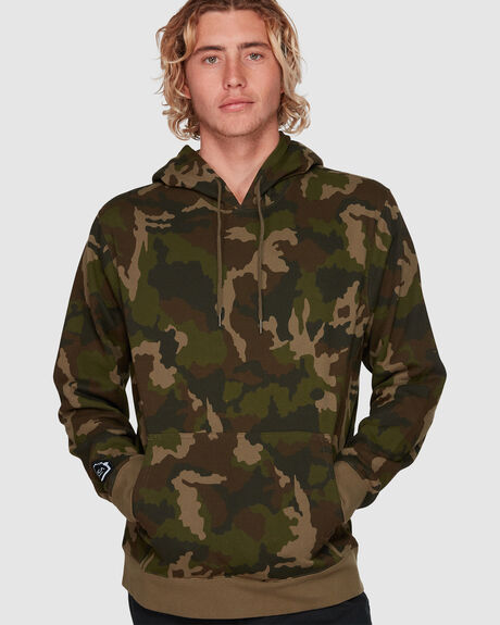 MENS BOAR HUNT CAM FLEECE
