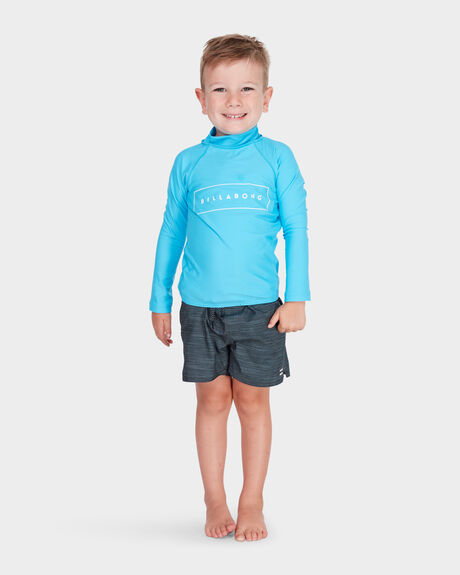 ALL DAY UNITED LONG SLEEVE RASH VEST
