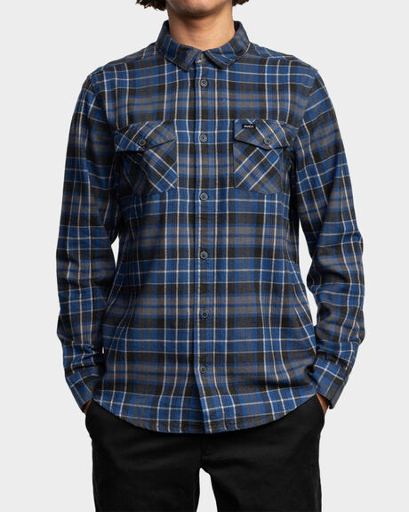 WATT FLANNEL LS