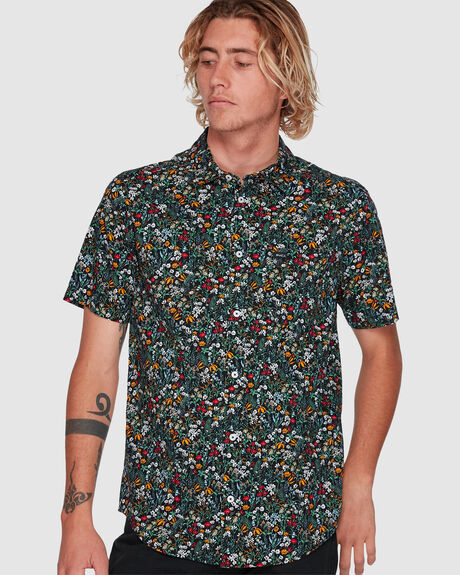 MENS COSTELLO SHORT SLEEVE TOP