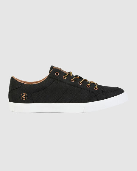 BOYS KRAMER BLACK/BROWN