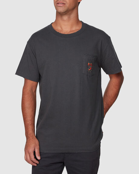 SPICY POCKET SS TEE