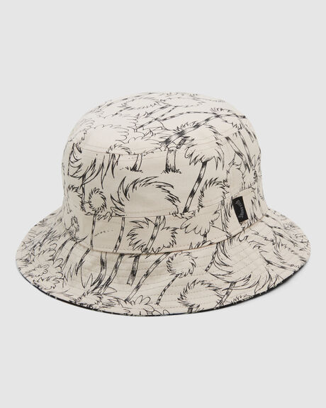 TRUFFLA SUN BUCKET HAT