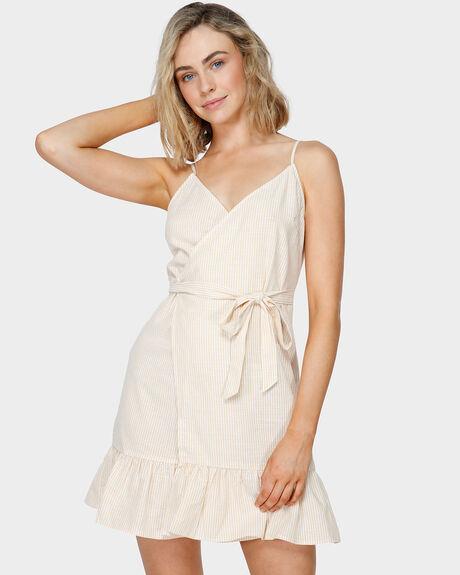 MIDSUMMER WRAP DRESS