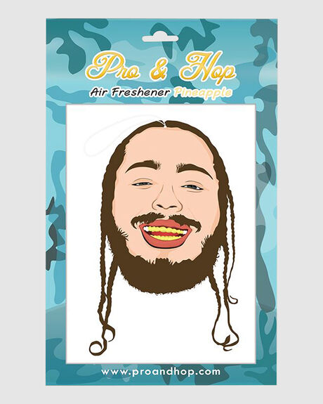 POST MALONE AIR FRESHENER