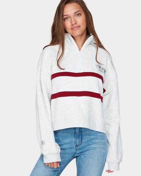 HUTTON ZIP UP JUMPER