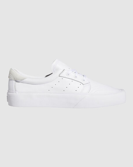 CORONADO LEATHER WHT/WHT