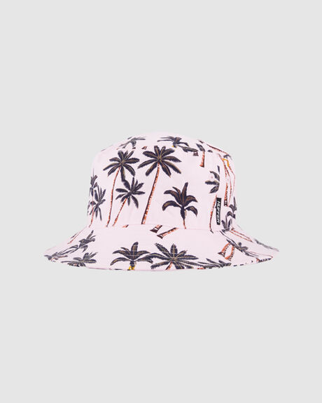 PIMPIN PALMS BUCKET HAT