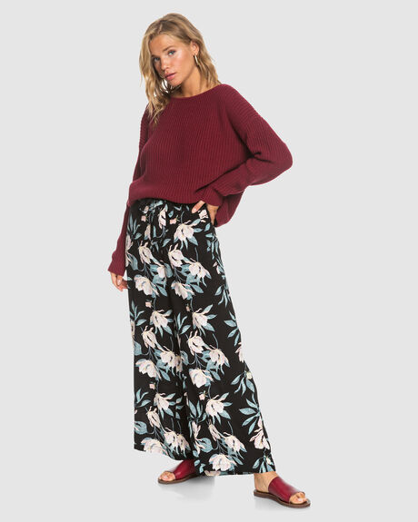 WOMENS SOUTH OF WORLD BEACH PANTS