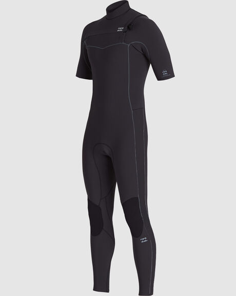 202 REVOLUTION PRO CHEST ZIP SHORT SLEEVE FULLSUIT