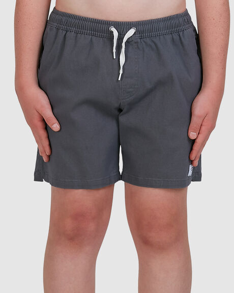 YOUTH TWILL DOGS SHORT