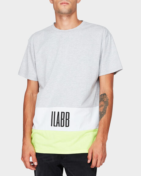 BANK SHORT SLEEVE TEE