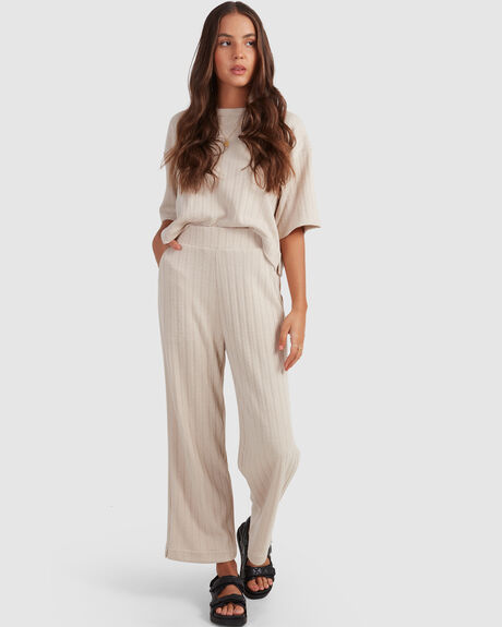 PULL ON KNIT PANT