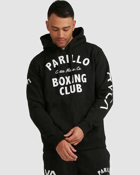 PARILLO BOXING CLUB PO FLEECE