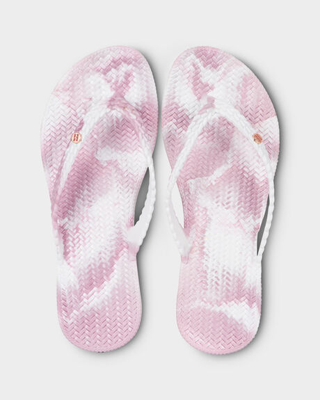 SUMMER DAZED MARBLE THONGS