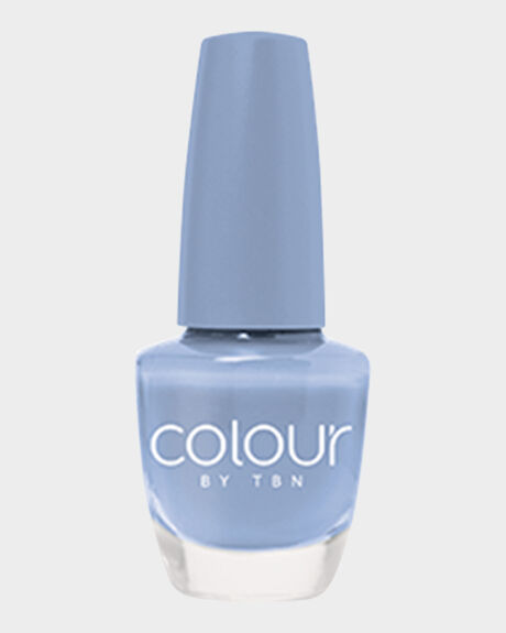COLOUR BY TBN NAIL POLISH BLUE HEAVEN