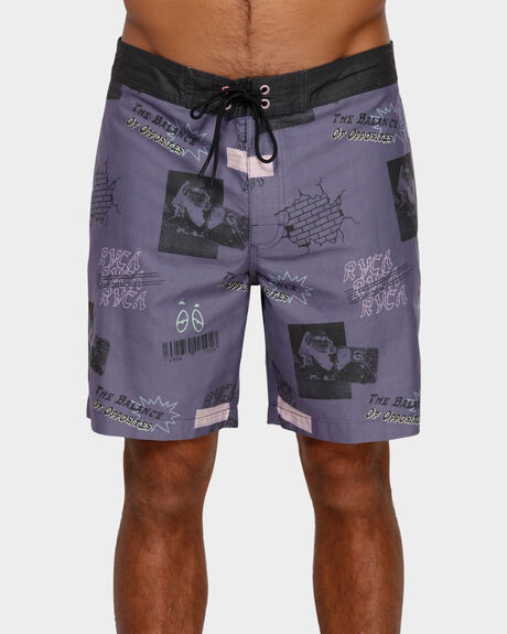 SLAPPY PRINT TRUNK
