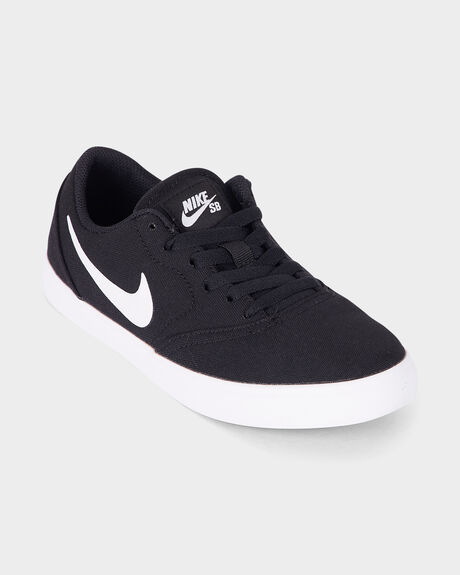 NIKE SB CHECK CANVAS YOUTH SHOE